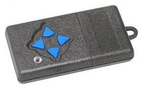 Telecommande BELFOX 7134 27.015 a 4 boutons