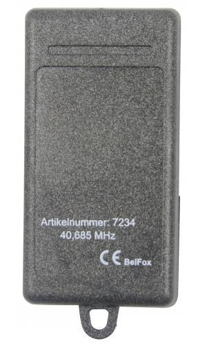 Telecommande BELFOX 7234 40.685 a 4 boutons
