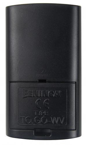 Telecommande BENINCA TO GO 4WV a 4 boutons