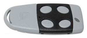 Telecommande CARDIN S486-QZ4P0 a 4 boutons