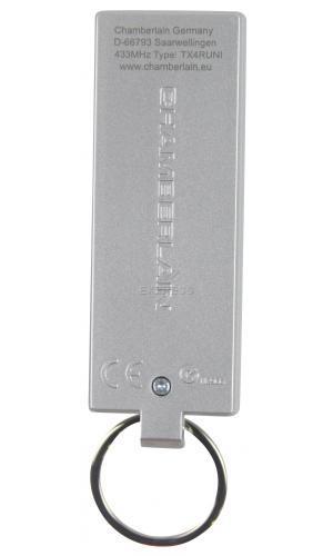 Telecommande CHAMBERLAIN TXR4UNI a 4 boutons