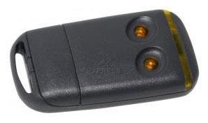 Telecommande DAMIK D43T2S a 2 boutons