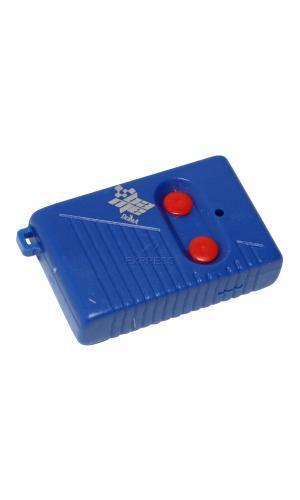 Telecommande DELMA MIZAR 433MHZ 2CH a 2 boutons
