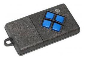 Telecommande DICKERT S10-433-A4K00 a 4 boutons