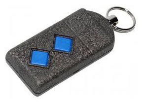 Telecommande DICKERT S5-868-A2K00 a 2 boutons