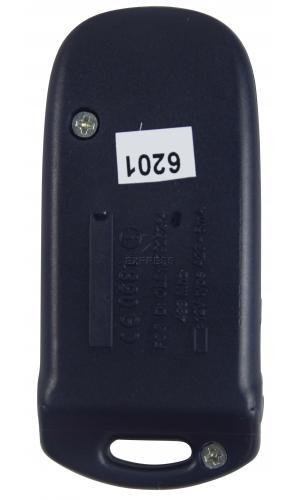 Telecommande DUCATI 6201 a 2 boutons