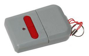 Telecommande ERREKA LUNA2 a 2 boutons