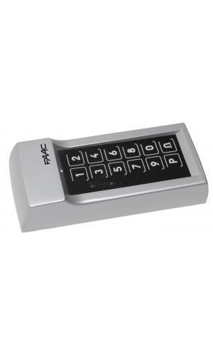 Telecommande FAAC RFWK 868 SLH a 12 boutons