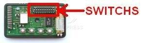 Telecommande FADINI ASTRO 78-4 a 4 boutons