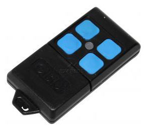 Telecommande GIBIDI MTQ4 40.685 MHZ a 4 boutons