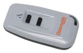 Telecommande GLOBMATIC VELLA 2 a 2 boutons