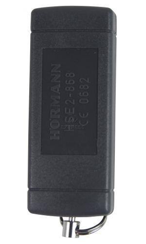 Telecommande HÖRMANN HSE2 868 MHZ a 2 boutons