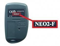 Telecommande JCM NEO2 a 2 boutons