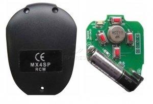 Telecommande MOTORLINE MX4SP RCM a 4 boutons