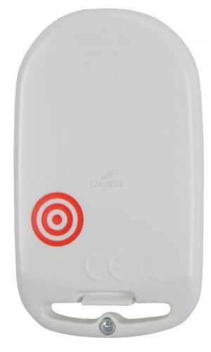 Telecommande MOTOSTAR 4C a 4 boutons
