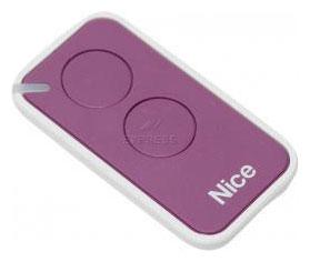 Telecommande NICE ERA-INTI2L a 2 boutons