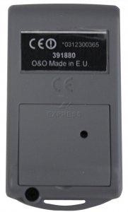Telecommande O-O TX2 - 391880 a 2 boutons