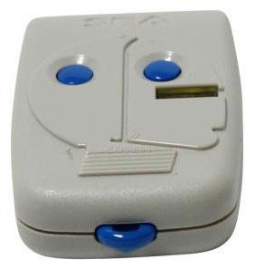 Telecommande SEA HEAD 433-2 a 2 boutons