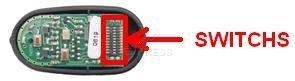 Telecommande SEAV BE-HAPPY-S3 a 3 boutons