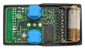 Telecommande SERAI OG 02 a 2 boutons