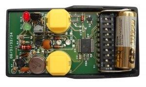 Telecommande SERAI OG 32 a 2 boutons