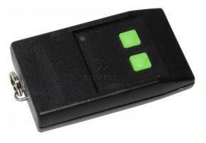 Telecommande SMD 26.995 MHZ 2K  MINI a 2 boutons