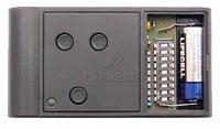 Telecommande TEDSEN SM3MD a 3 boutons