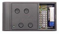 Telecommande TEDSEN SM4MD a 4 boutons