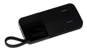 Telecommande TELCOMA EDGE 2 a 2 boutons