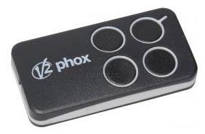 Telecommande V2 PHOENIX CONTRAT 15 4CH a 4 boutons