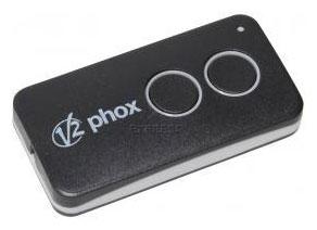 Telecommande V2 PHOX2-433 - CONTR. 17 a 2 boutons