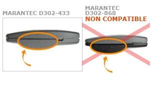 MARANTEC D302-433