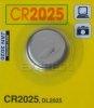 Piles CR2025 pour télécommandes de portail et garage