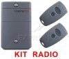 Telecommande MARANTEC KIT D344-868 - 2 D302-868
