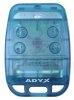 Télécommande portail  ADYX TE4433H BLUE
