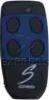 Télécommande portail  SODISMO QZ4 BLUE
