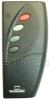 Télécommande portail  TORMATIC TX43-4