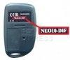 Telecommande JCM NEO10-DIF a 1 boutons