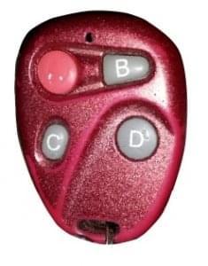 Telecomando  AVIDSEN 104250 RED