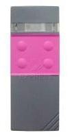 Telecomando  CARDIN S48-TX4 30.875 MHZ PINK