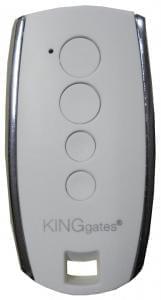 Telecomando KING-GATES STYLO 4K WHITE