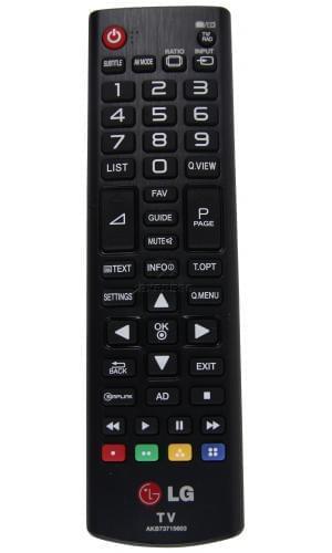 telecomando lg akb73715603 tv. Black Bedroom Furniture Sets. Home Design Ideas