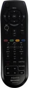 Telecomando SHARP RRMCGB028WJSA