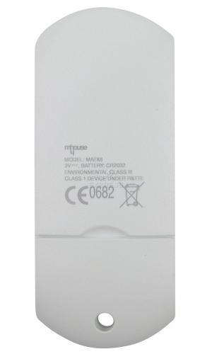 Telecomando MHOUSE MATX8 - 8