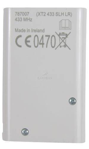 Telecomando FAAC XT2 433 SLH - 2