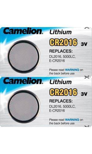 Bateria CR2016-X2