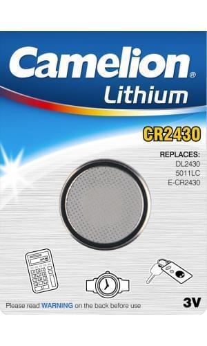 Bateria CR2430