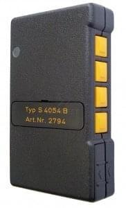 Piloty  SOMMER 27.015 MHz -4 gelb