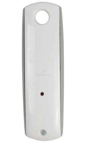 Telecommande_abbrégé SOMFY TELIS-4-RTS WHITE a 4 boutons