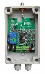 Telecommande_abbrégé CHAMBERLAIN 8002E a 0 boutons